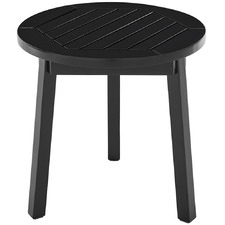 St Barths Wooden Outdoor Side Table