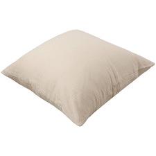 Blush French Linen European Pillowcase