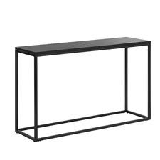 Black Gloss Boras Console Table