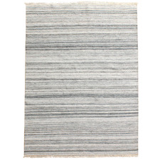 Grey Glacier Hand-Woven Indoor/Outdoor Rug
