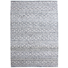 Grey Maddox Hand-Woven Indoor/Outdoor Rug