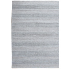 Light Grey Regent Hand-Woven Indoor/Outdoor Rug