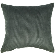 Green Corduroy Cushion