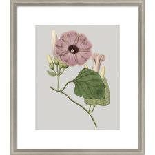 Floral Gems IV Framed Print