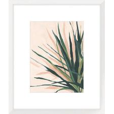 Frond Impression I Framed Print