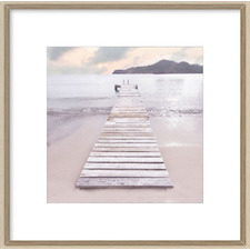 Zen No. 6 Framed Print