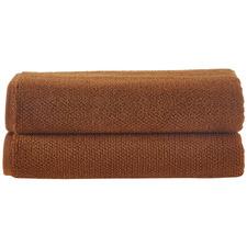 Cinnamon Willow 600GSM Turkish Cotton Towel Set