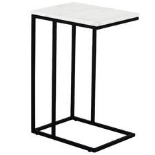 Siena Marble Sofa C-Side Table