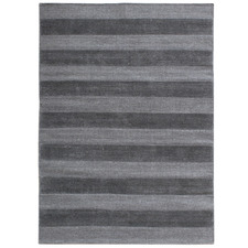 Charcoal Regent Hand-Woven Indoor/Outdoor Rug