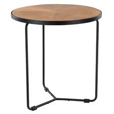 Elijah Round Side Table