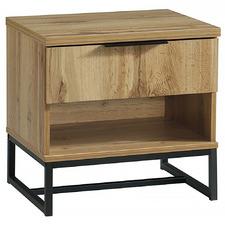 Oak Stain Jackson Bedside Table