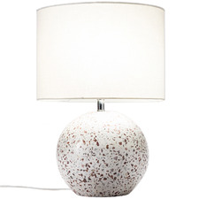 Terrazzo Ceramic Table Lamp