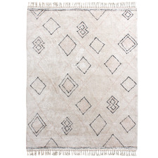 Bodhi Table Tufted Cotton Rug