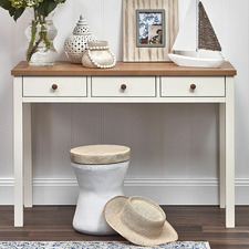 Hamptons Dressing Table Console