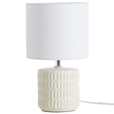 30cm Poppy Ceramic Table Lamp