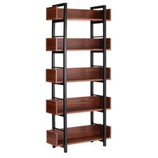 Karloff 5 Tier Bookshelf