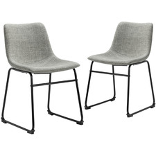 Phoenix Contemporary Dining Chairs (Set of 2)