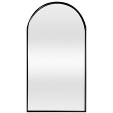 Tate Arch Metal Wall Mirror
