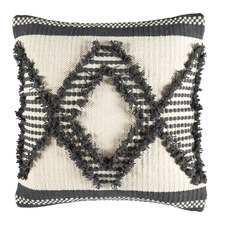 Alma Hand-Woven Cotton Cushion
