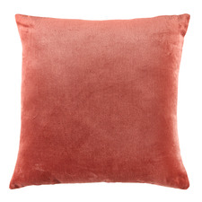 Rose Minnie Velvet Cushion