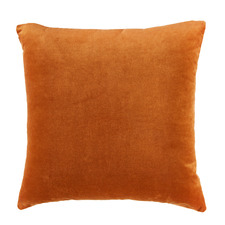 Caramel Minnie Velvet Cushion