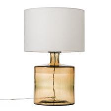 Hamilton Glass Table Lamp