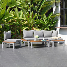 5 Seater Maui Outdoor Modular Lounge Set