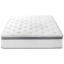 Plush Luxury Pocket Spring Mattress