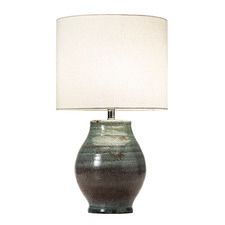 Avery Reactive Glaze Ceramic Table Lamp