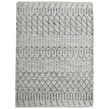 Cora Hand-Woven Cotton-Blend Rug