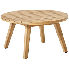 Bay Acacia Wood Outdoor Coffee Table