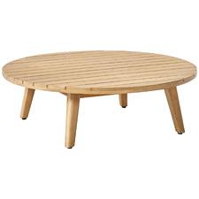 Bay Acacia Wood Outdoor Coffee Table
