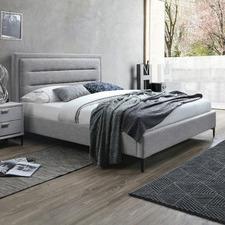 Max Modern Upholstered Bed Frame