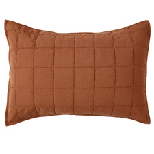 Clay Washed Cotton Pillowcases (Set of 2)