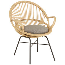 Cayman Outdoor Occasional Chair