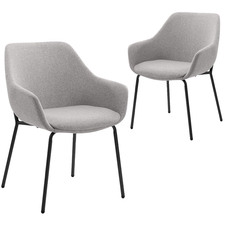 Savile Tub Dining Chairs (Set of 2)