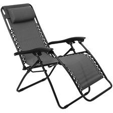 Zero Gravity Steel Outdoor Reclining Chair
