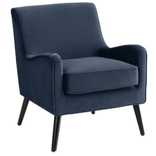 Shelley Velvet Armchair