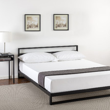 Quentin Metal Queen Bed Frame