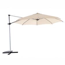 3.5m Sand Coast Aluminium Cantilever Umbrella