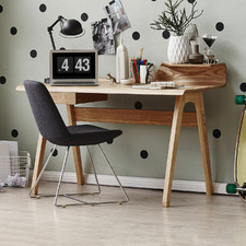 Natural Colette Desk
