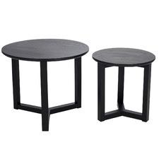 2 Piece Olwen Side Table Set