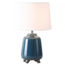 Blue Orion Ceramic Table Lamp