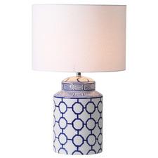 Ivy Ceramic Table Lamp