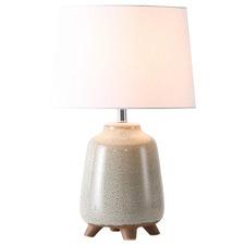 Cream Orion Ceramic Table Lamp