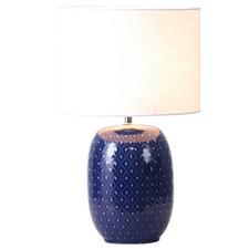 Sapphire Ceramic Table Lamp