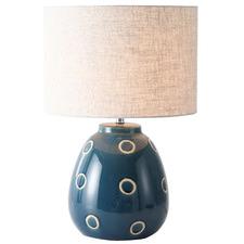 Evie Ceramic Table Lamp