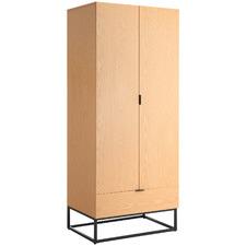 Emil 2 Door Wardrobe
