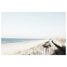 Coastline Landscape Canvas Wall Art