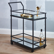 Long Beach Bar Cart